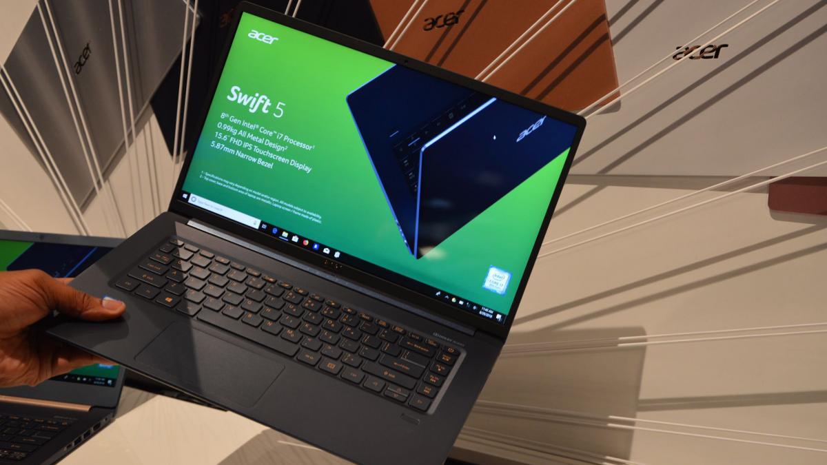 Калибровка монитора ноутбука Acer